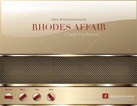 Audiolounge Urs Wiesendanger Rhodes Affair v2.4.2.0 WiN