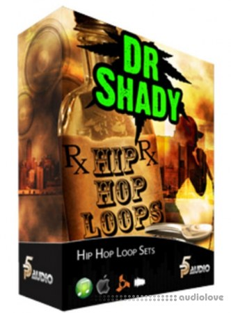 P5 Audio Dr Shady Hip Hop Loop MULTiFORMAT
