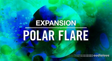 Native Instruments Maschine Expansion Polar Flare