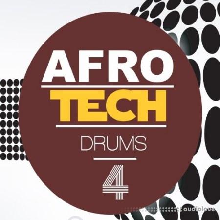 Bingoshakerz Micro Afro Tech Drums 4 WAV