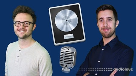 Udemy Recording Vocals At Home with Logic Pro X Beginners Guide! TUTORiAL