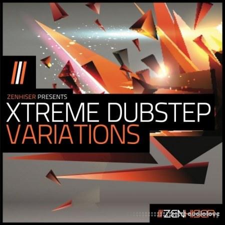 Zenhiser Xtreme Dubstep Variations WAV