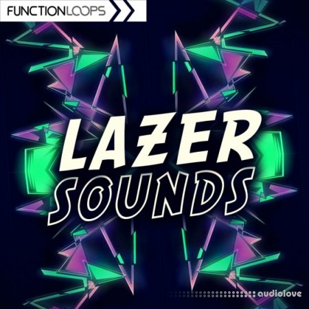 Function Loops Lazer Sounds WAV MiDi Synth Presets