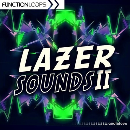 Function Loops Lazer Sounds 2 WAV MiDi Synth Presets