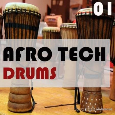 Bingoshakerz Micro Afro Tech Drums WAV