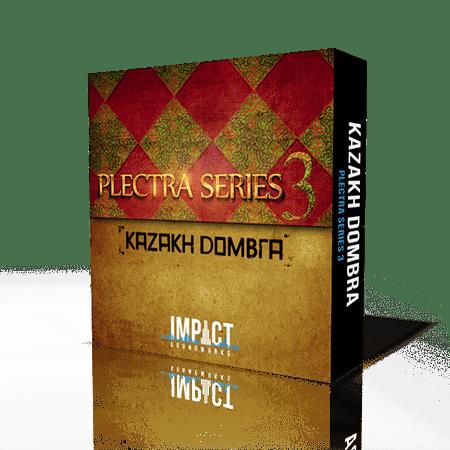 Impact Soundworks Plectra Series 3 Kazakh Dombra KONTAKT ReFill