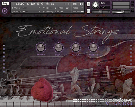 BlackOctopusSound Emotional Strings KONTAKT