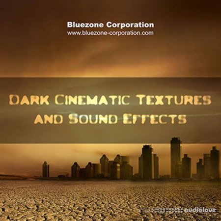 Bluezone Corporation Dark Cinematic Textures and Sound Effects WAV