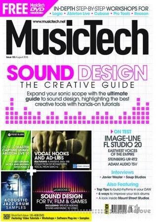 MusicTech August 2018