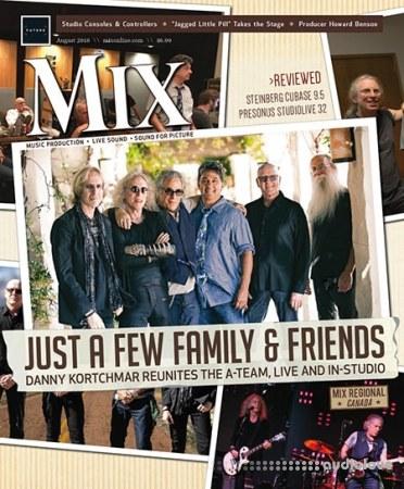 Mix Magazine August 2018