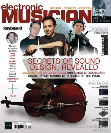 Electronic Musician September 2018