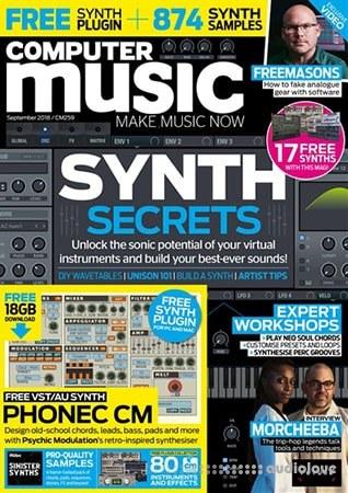 Computer Music September 2018 PDF
