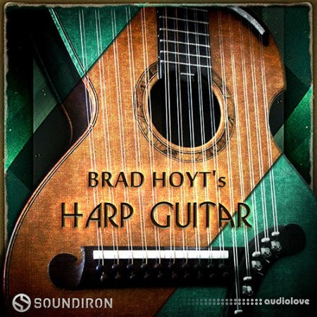 Soundiron Brad Hoyts Harp Guitar KONTAKT