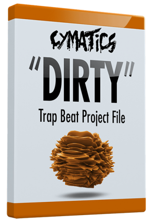 Cymatics Dirty Trap Beat DAW Templates
