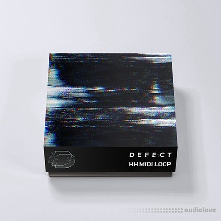 DrumVault Defect HH Midi Loop Kit WAV MiDi
