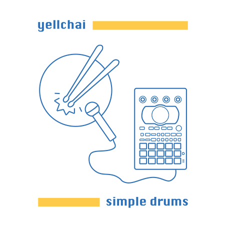 Yellchai Simple Drums WAV