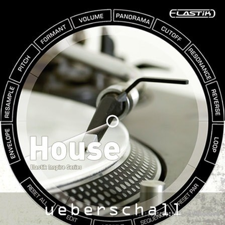 Ueberschall House Elastik Inspire Series Elastik