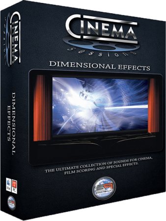 Sonic Reality Cinema Sessions Dimensional Effects KONTAKT