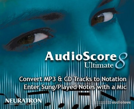 Neuratron AudioScore Ultimate 2018.7 v8.9.1 WiN