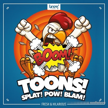 Boom Library Toons WAV