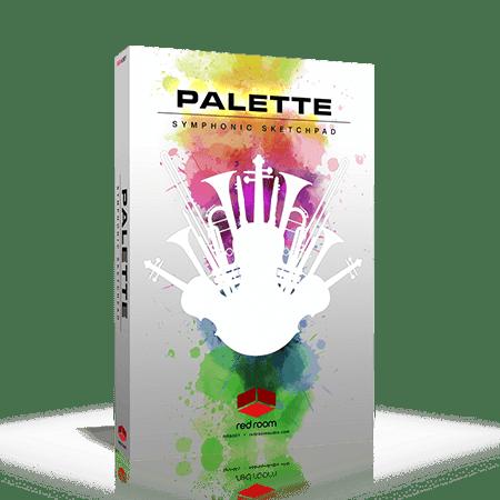 Red Room Audio Palette Symphonic Sketchpad v1.1 KONTAKT