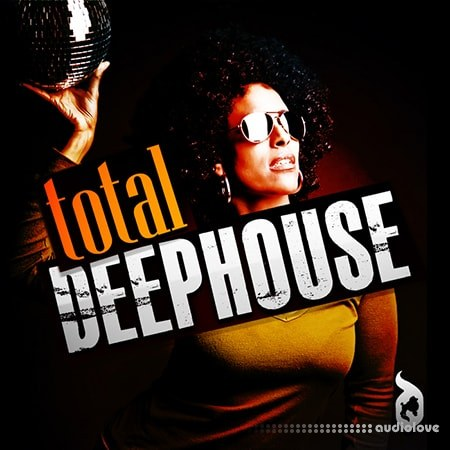 Delectable Records Total Deep House WAV AiFF