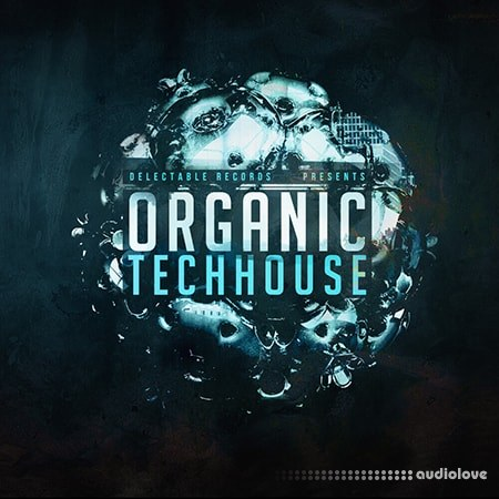 Delectable Records Organic Tech House WAV