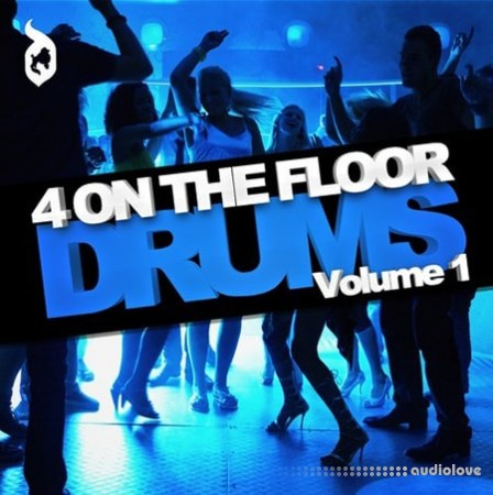 Delectable Records 4 On The Floor Drums Vol.1 WAV