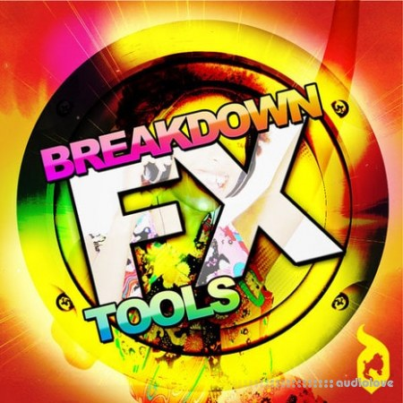 Delectable Records Breakdown FX Tools WAV