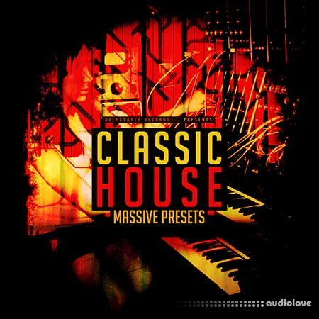 Delectable Records Classic House Synth Presets