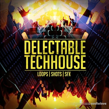 Delectable Records Delectable Tech House MULTiFORMAT