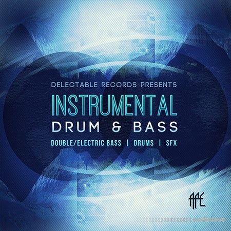 Delectable Records Instrumental Drum and Bass WAV