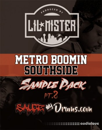 Southside x Metro Boomin sample pack 2 WAV