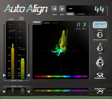 Sound Radix Auto-Align v1.6.1 / v1.5.3 WiN MacOSX
