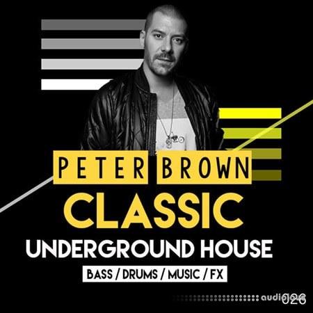 Bingoshakerz Peter Brown Classic Underground House WAV