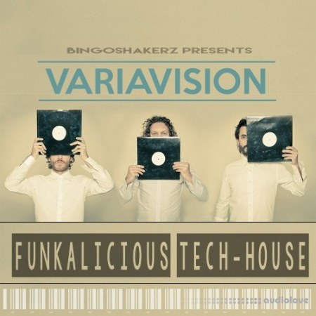 Bingoshakerz Funkalicious Tech House WAV