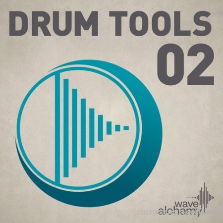 Wave Alchemy Drum Tools 02 MULTiFORMAT