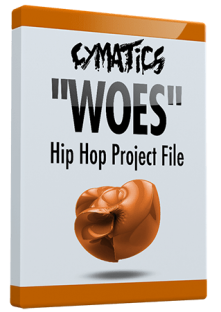 Cymatics Woes: Hip Hop Project File