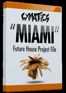 Cymatics Miami Future House