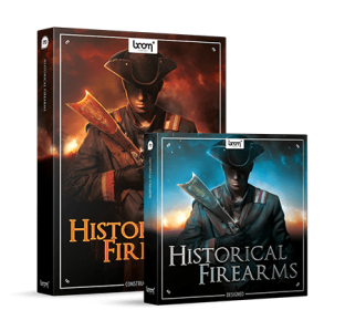 BOOM Library Historical Firearms Bundle