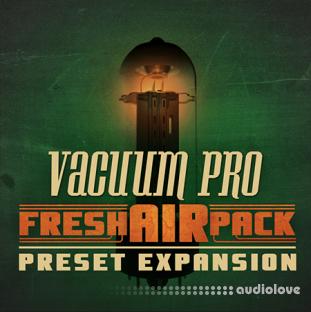AIR Music Technology Fresh Air Pack Vol.1 for Vacuum Pro