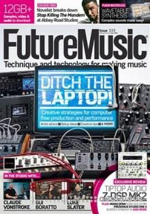 Future Music August 2018