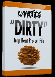Cymatics Dirty Trap Beat