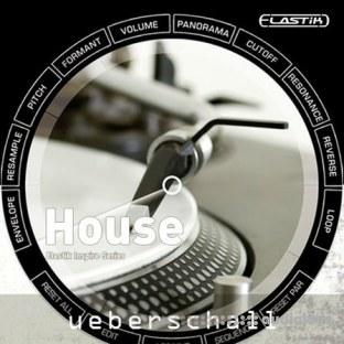 Ueberschall House Elastik Inspire Series