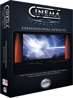 Sonic Reality Cinema Sessions Dimensional Effects
