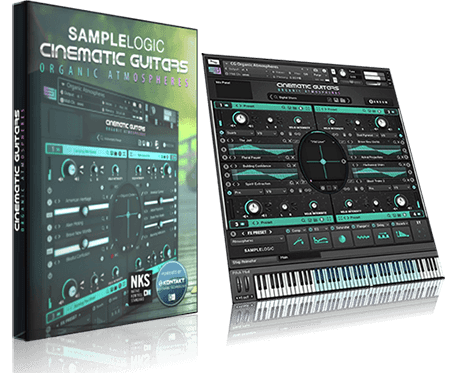 Sample Logic Cinematic Guitars Organic Atmospheres KONTAKT