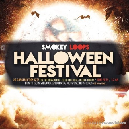 Smokey Loops Halloween Festival WAV MiDi Synth Presets