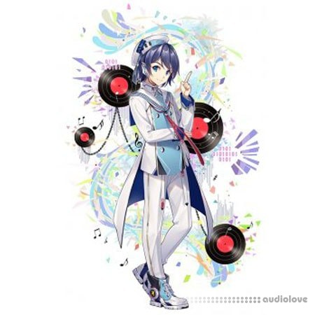 Zhiyu Moke for Vocaloid4FE VOCALOID
