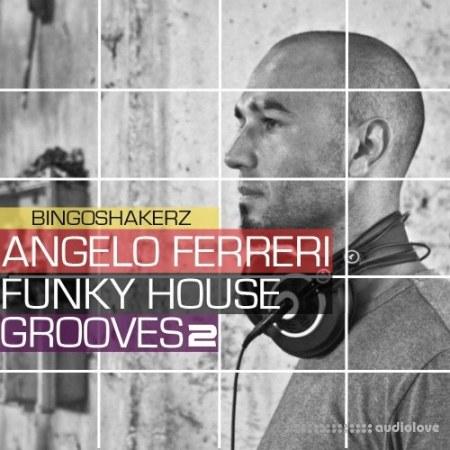 Bingoshakerz Angelo Ferreri Funky House Grooves 2 WAV