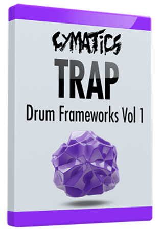 Cymatics Trap Drum Frameworks Vol.1 DAW Templates